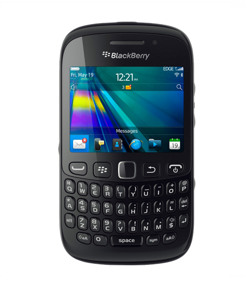 Jual BlackBerry Curver Davis 9220 Black Market