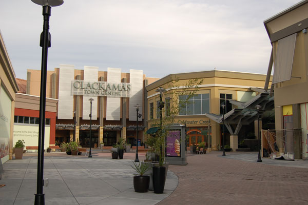 an adventurous day at the clackamas town center Clackamas town center has a wide variety of shops, is well kept, and has an amazing food court area if you want to go somewhere to shop around, i highly suggest going to clackamas over lloyd center any day.