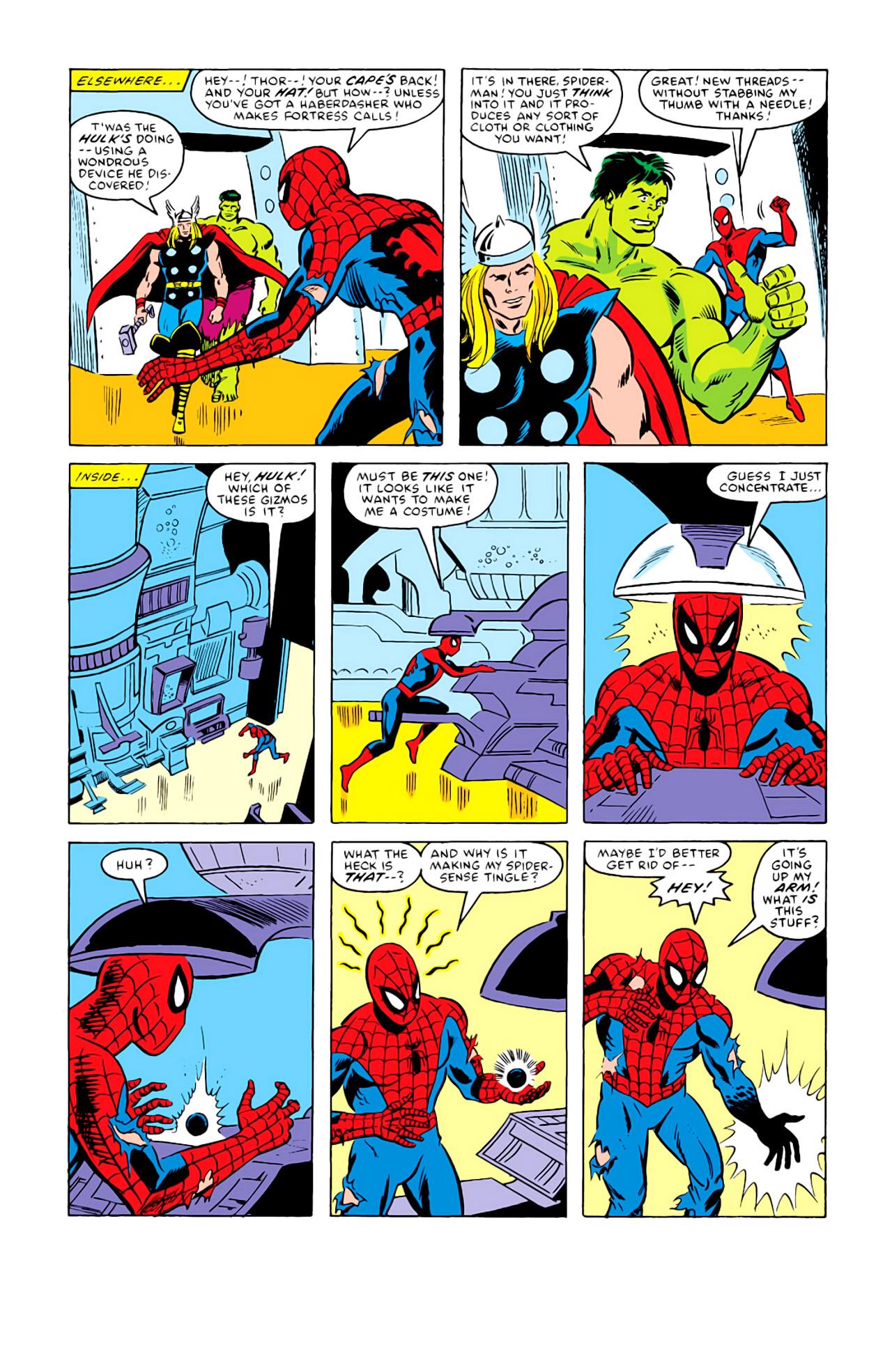 Captain America (1968) Issue #292i #216 - English 25