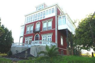 Pravia, Somao, La Casona