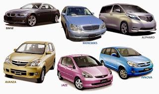daftar harga sewa mobil tanpa sopir