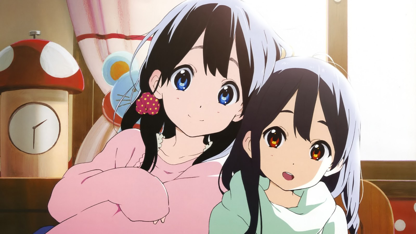 Anime Slice Of Life Terbaik Tamako Market