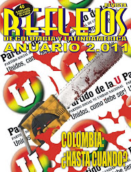"""SALIO EL ANUARIO DE Revista """"REFLEJOS DE COLOMBIA Y LATINOAMERICA"""""""