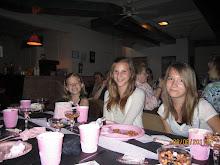 Rachel, Kylie, and Brooke