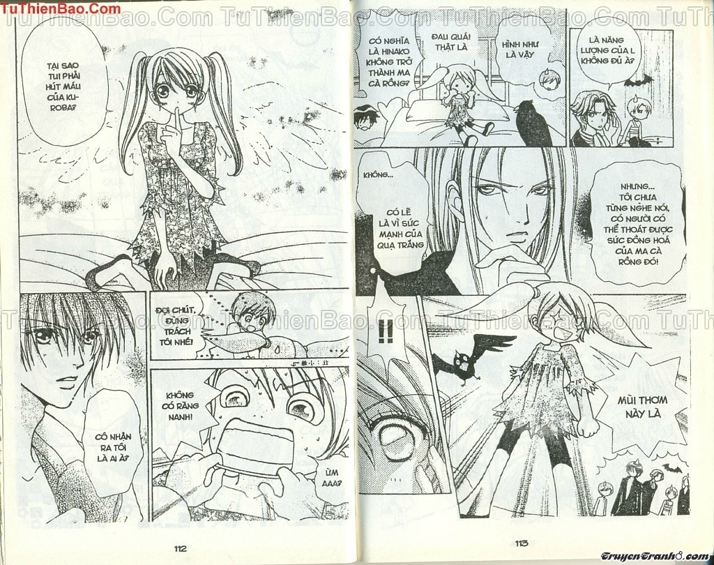 Quái Vật đáng Yêu - Love Monster Chap 42 Trang 6