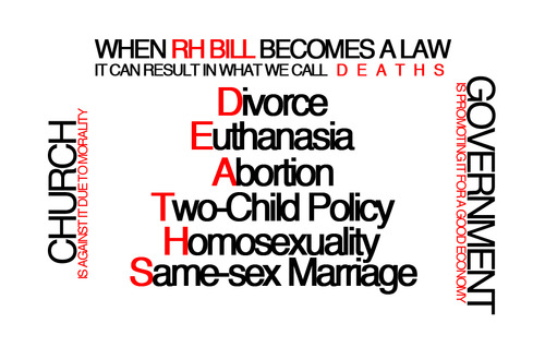 rh bill philippines yes or no The debate in congress on the proposed rh (responsible parenthood) bill is  heating  i am dismayed that the church in the philippines is operating as if we  were in the middle  well, yes archbishop, if you put it that way, the rh bill is  indeed about sex but there's really nothing wrong with sexunless you find sex  filthy.