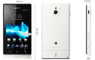 Harga HP Sony Xperia Sola Juli 2012