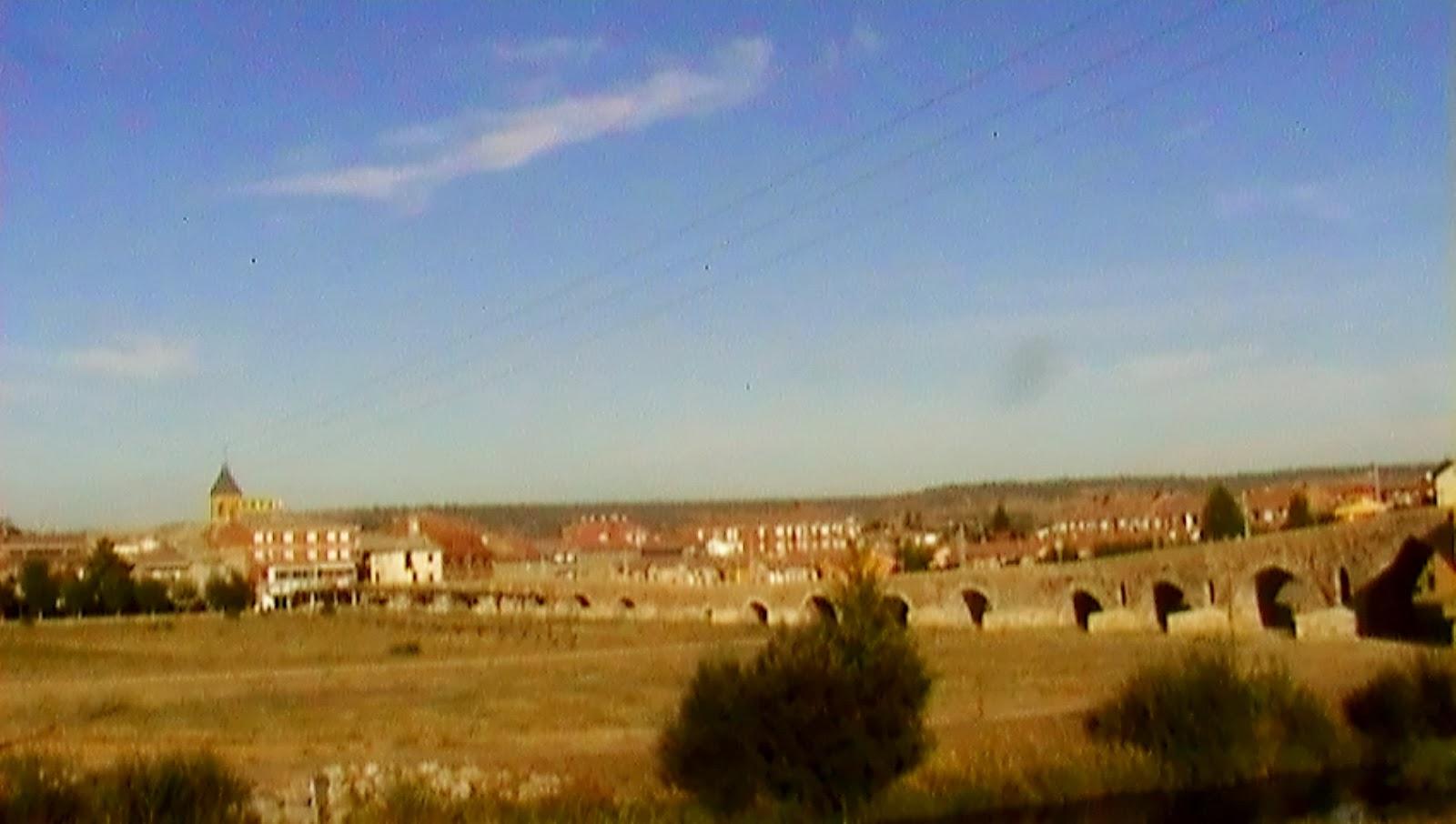 Il mio cammino per santiago villar de mazarife astorga for Camino sul ponte rialzato