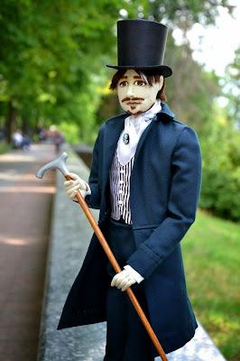 ADdoll_Robert_5 Сэр Роберт авторская текстильная шарнирная кукла Алёны Дороховой
