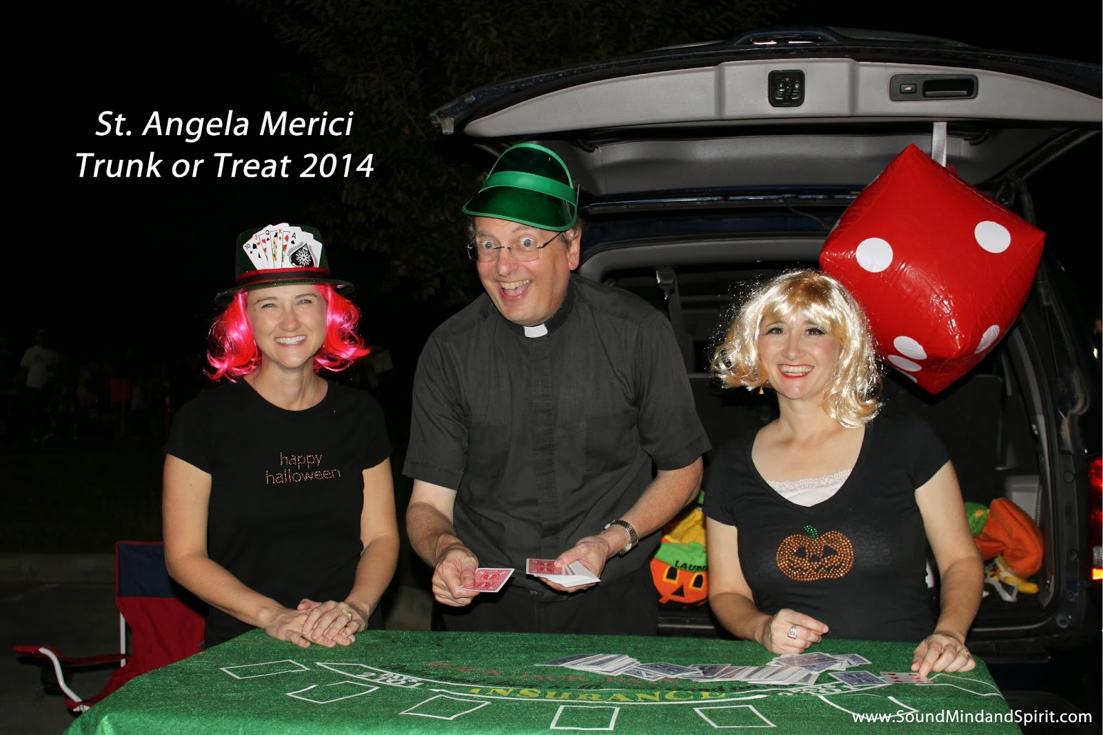 Parish Trunk or Treat