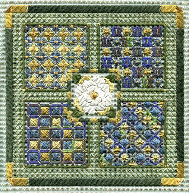 emroidery quilt