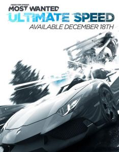 11217 Need for Speed Most Wanted Ultimate Speed