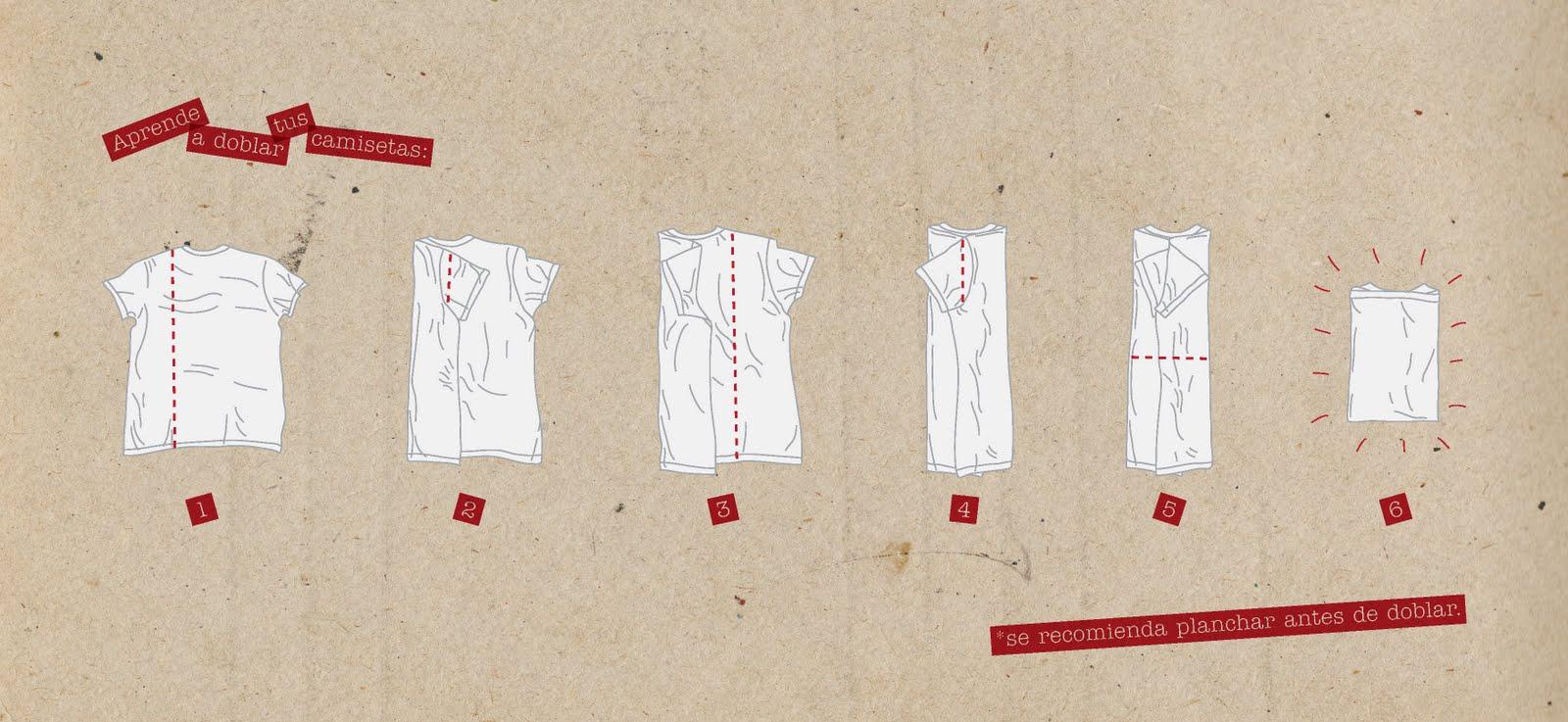 Te mejoro la vida con este post 3 taringa - Como doblar una camisa ...