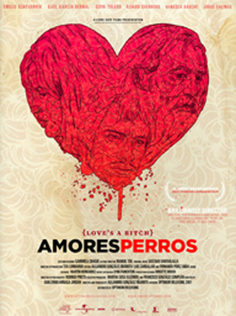 analysis of amores perros En esta tesina realizamos una lectura tripartita de la película amores perros y   the analysis of narrative is an important branch of semiotics we still do not.