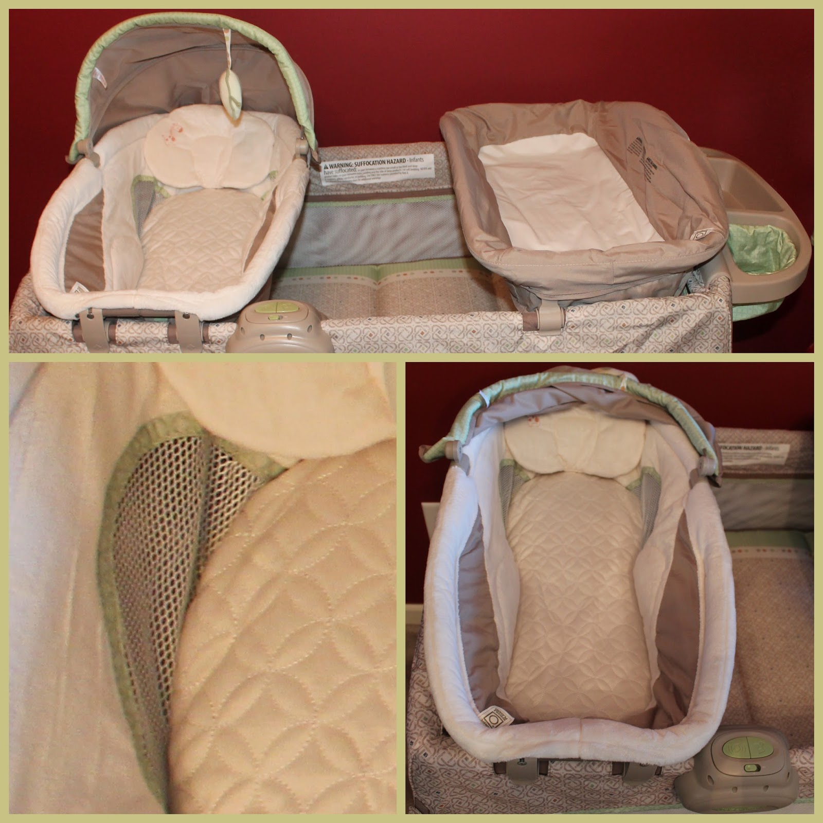 Ingenuity Washable Playard with Dream Centre #10K ...