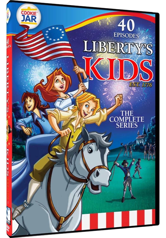 $5 Liberty Kids