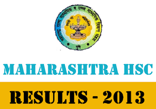 Maharashtra HSC Result 2013 at www.msbshse.ac.in