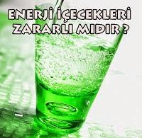 enerji içeceği zararlımı