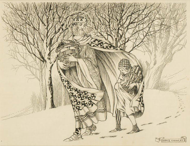 Walking In The Snow With Wenceslas Is More Than Merely A Carol