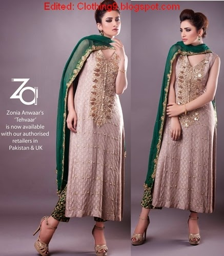 New Bridal Traditional Pret Design