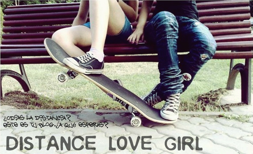 Distance Love Girl