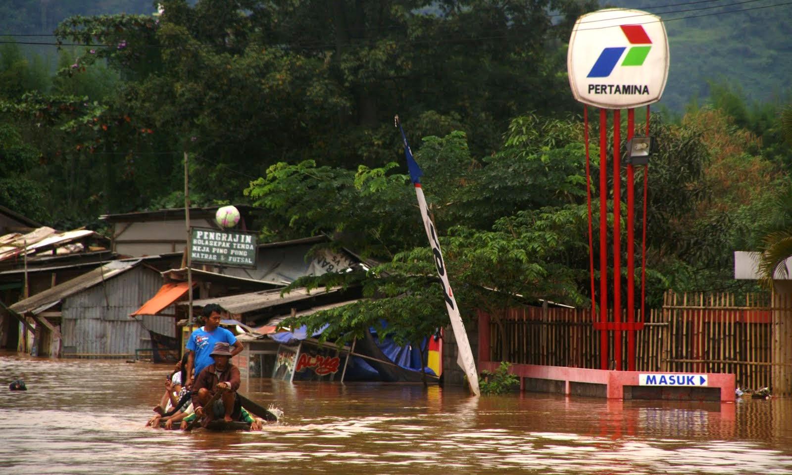 Banjir Cienteung, 2013