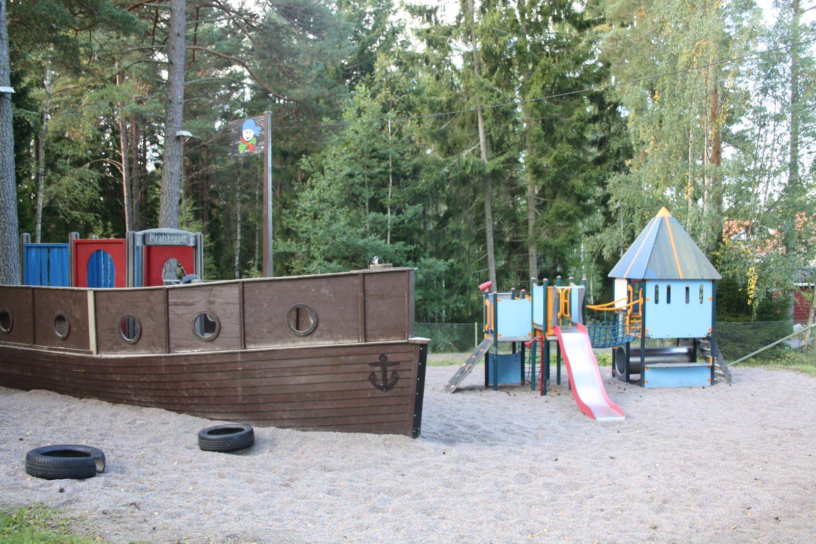 Förskolan Piratskeppet