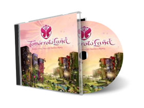 Biaxar Cd Tomorrowland 2012 Vol. 2 Grátis Space Downs