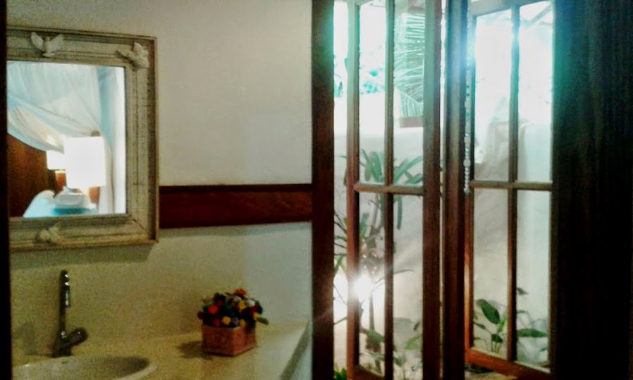 SUITE 1___Banheiro / Bathroom