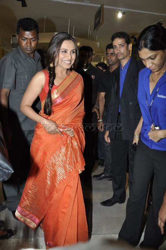 Rani mukherjee at Mafia Queens of Mumbai book