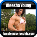 Aleesha Young Female Bodybuilder Thumbnail Image 2