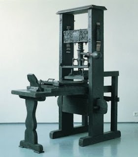 the impact of the printing press Not many books existed from the time the movable type printing press was invented the few that did exist were mostly children's stories or medical information.