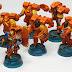Fire Hawks Update: 500 pt Force