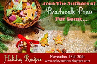 Coming Soon! Holiday Recipe Blog!