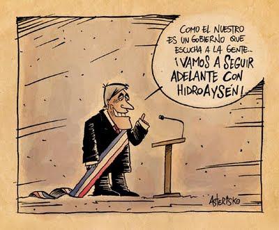 Presidente Piñera escucha al pueblo