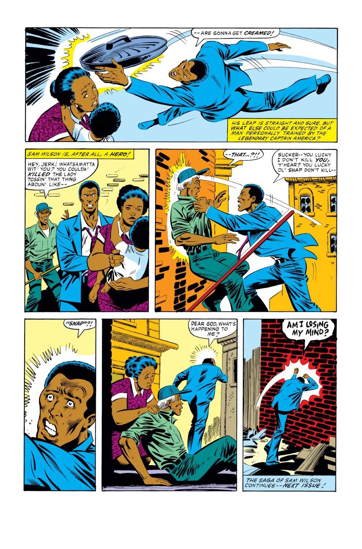 Captain America (1968) Issue #276 #192 - English 23