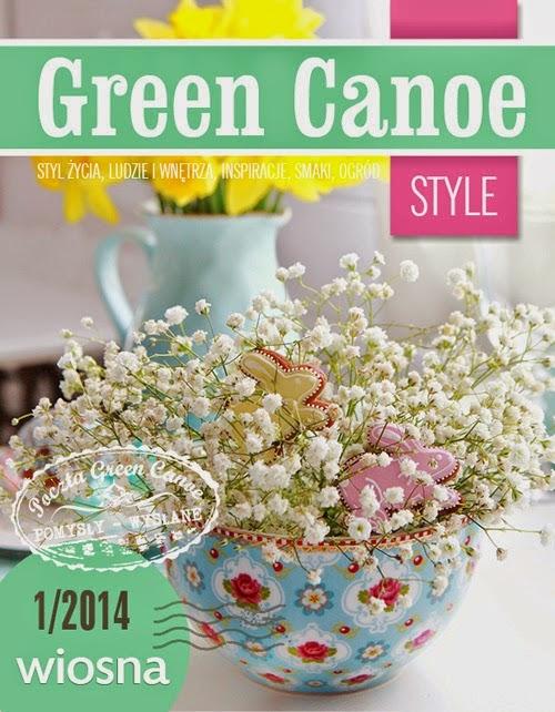 Green Canoe WIOSNA :)