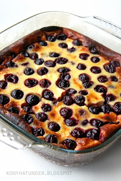 sour_cherry_baked_cheesecake