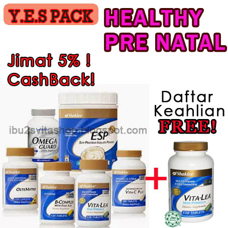PROMO YES PACK - SET HAMIL