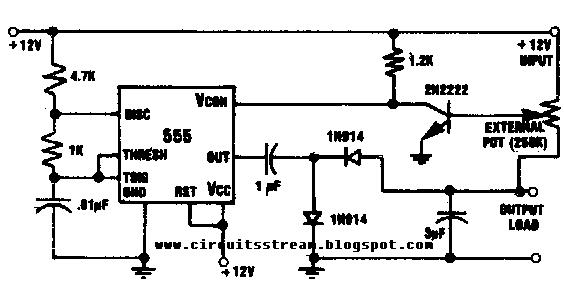 Simple Rf Probe Wiring Diagram Schematic For Vtvm