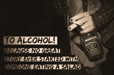 Alcohol Quotes And Sayings