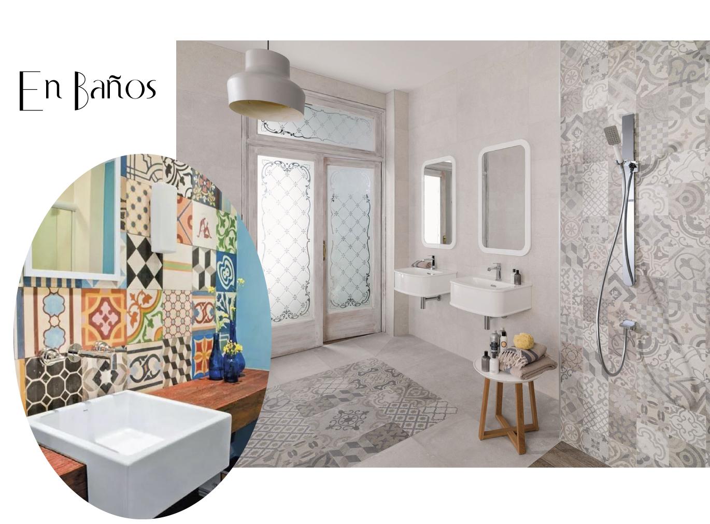 no solamente pueden colocarse en pisos y paredes utilzalo como un detalle decorativo para superficie de mesas y se convertirn en piezas de arte