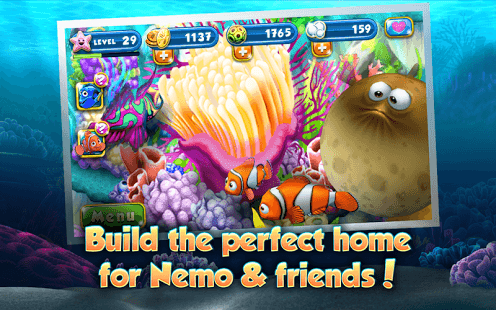 Nemo's Reef v1.7.0 Apk + Mod for Android