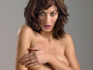 Olga Kurylenko beauty nude in Magic City photosession UHQ