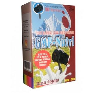 Susu Kambing GMP Nutri Coklat