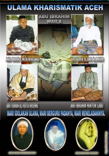 Ulama Kharismatik Aceh