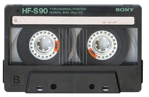 Tape 80´s