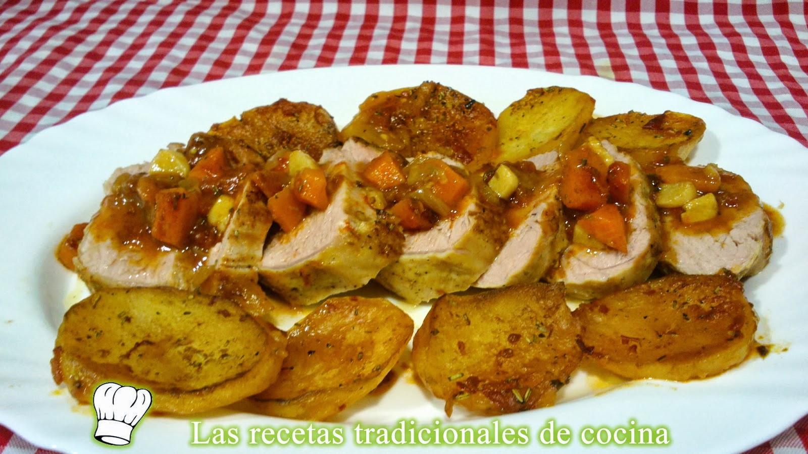 Receta De Solomillo Ib Rico Horno Recetas De Cocina Con: solomillo iberico al horno