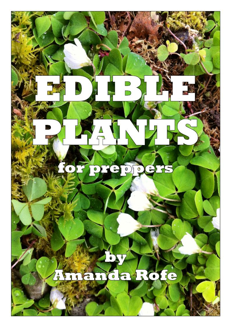 BREXIT PREPPING IDEAS * This book isn't just about plants! *