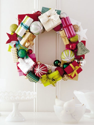 Artificial Christmas Wreath